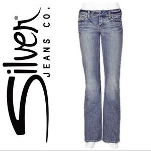 Silver jeans Tina
